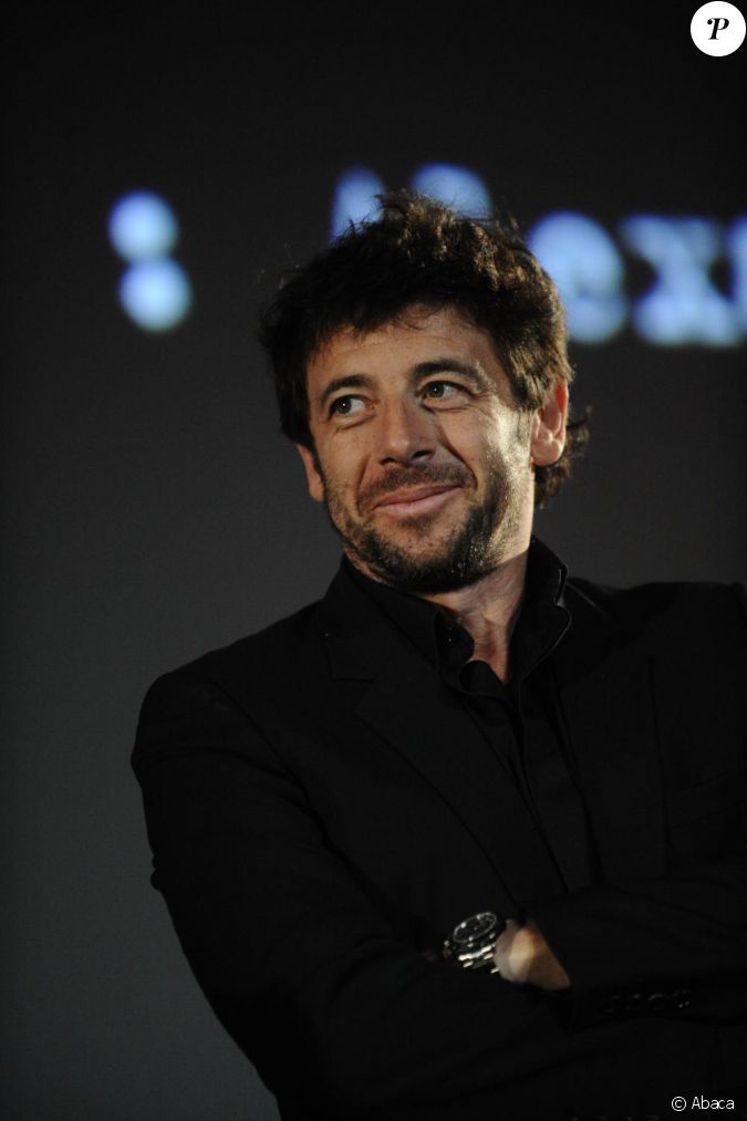 patrick bruel lors du 2 me festival international du film policier de beaune le 9 avril 2010. Black Bedroom Furniture Sets. Home Design Ideas