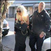 Lady Gaga se prend pour Taylor Momsen... C'est noir, très noir !
