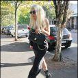 Lady Gaga dans les rues de Sydney, le 8 avril 2010 !