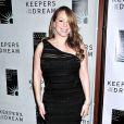 Mariah Carey au Sheraton New York Hotel & Towers, le 15 avril 2010 à New York