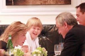 Sharon Stone partage un fou rire avec son fils aîné... et ne prend toujours pas une ride !