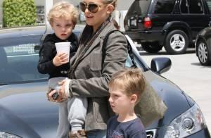 Kate Hudson : la star est aux petits soins pour son fils et son neveu... terriblement craquants !