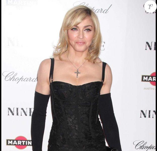 Madonna fera un passage au château de Candé, cet été pour le tournage de son film W.E.