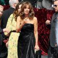 Jaclyn Smith pour la 8ème cérémonie de TV LAnd Awards (17 avril à Culver City, USA)