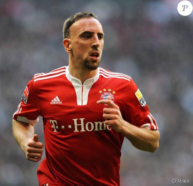 Franck Ribéry dans la tourmente...
