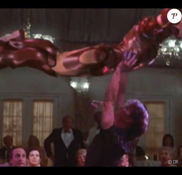 Iron Man dans Dirty Dancing.