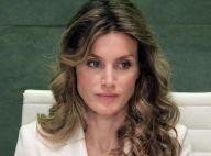 Letizia d'Espagne : en solitaire, la princesse s'est permis des libertés capillaires... fort réussies !