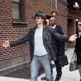 Robert Downey Jr. à New York le 28 avril 2010