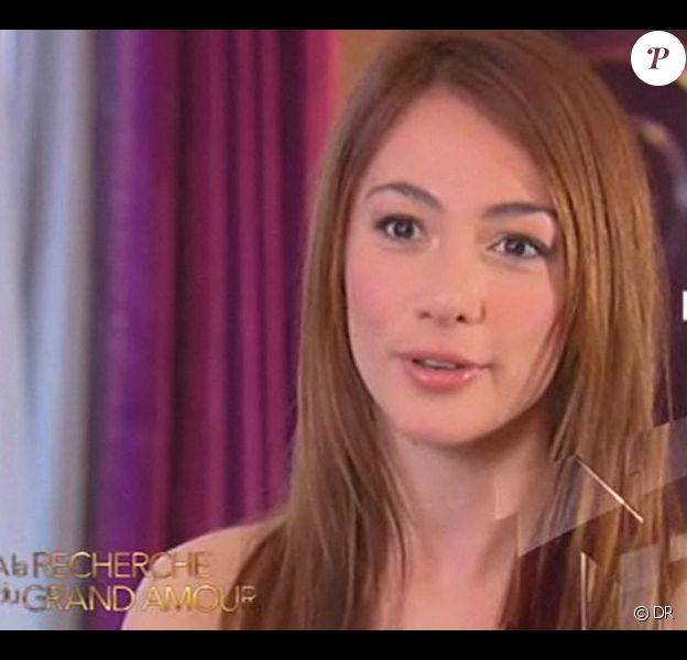 Alexandra dans A la recherche de l'amour sur NRJ 12