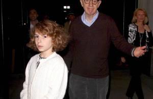 Woody Allen : Son adorable fillette refuse de poser avec lui pour les photographes !