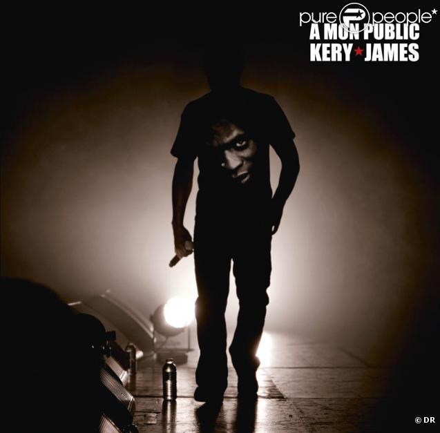 Kery James se retire de la scène rap pour une durée indéterminée... Il lègue toutefois son premier album/DVD live :  A mon public .