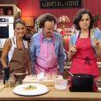 Ursula Andress dans Kitchen Connection avec Armelle