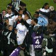 L'Olympique de Marseille, champions de France 2009/2010 !