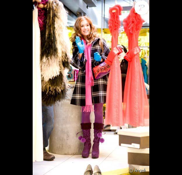 Isla Fisher joue dans Confessions d'une accro au shopping