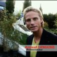 Arnaud Lemaire dans L'Amour est aveugle sur TF1