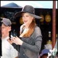 Nicole Kidman mise sur la transparence sur le tournage de Just Go With It à Hawaï le 7 mai 2010