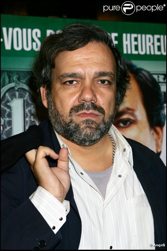 Didier Bourdon sera l'invité de Nikos Aliagas aux côtés de Christian Clavier en prime time sur TF1, samedi soir.
