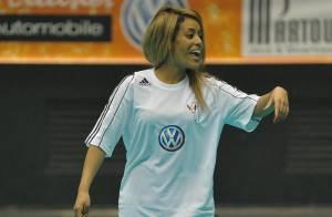 Quand Amel Bent et Claire Keim affrontent Grégoire, M. Pokora et des joueurs du PSG !