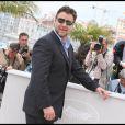 Russell Crowe lors du photocall de Robin  des Bois le 12 mai 2010 pendant le festival de Cannes