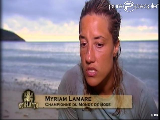 Myriam Lamare n'a pas remporté l'immunité - Koh Lanta (14 mai 2010)