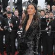 Liya Kebede sur le tapis rouge à Cannes