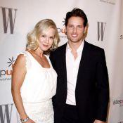 Jennie Garth de 90210 : entourée de son chéri Peter Facinelli et de toute la profession... pour sa consécration !