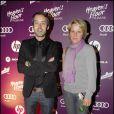 Yann Barthès et Ariane Massenet au Heaven's Floor, à Cannes, le 14 mai 2010 !