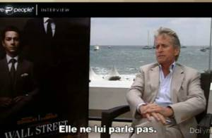 Cannes 2010 - Interview exclu : Michael Douglas nous livre les secrets de