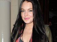 Lindsay Lohan : Venue faire la fête sur la Côte d'Azur, elle n'aura pas échappé à... une belle chute !