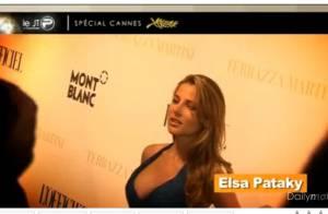 JT PurePeople à Cannes : Laure Manaudou, une superbe maman sur tapis rouge !