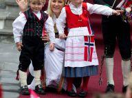 Le jeune prince Sverre Magnus, fils du couple héritier de Norvège : parfait du haut de ses 4 ans pour la Fête nationale !