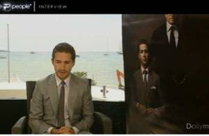 Cannes 2010 - Interview Exclu : Shia LaBeouf nous évoque sa vie de trader !