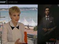 Cannes 2010 - Interview exclu : Carey Mulligan nous raconte l'incroyable tournage de Wall Street 2 et sa passion pour Cannes !