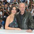 Géraldine Pailhas et Pascal Greggory lors du photocall du film Rebecca H. (Return to the Dogs) pendant le festival de Cannes le 20 mai 2010