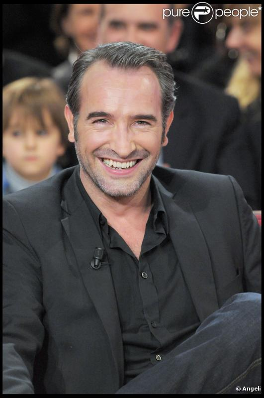 Jean Dujardin - Wallpaper Hot