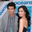 Demi Lovato et Joe Jonas en avril 2010 à Los Angeles
