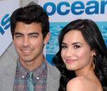 Demi Lovato et Joe Jonas en avril 2010 à Los Angeles