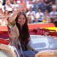 Nicole Richie arrive dans l'émission de télé allemande  Wetten, dass..?