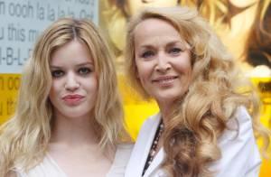 Quand Georgia May Jagger et sa superbe maman Jerry Hall travaillent ensemble, c'est divin !