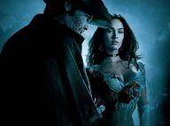 Regardez Megan Fox plus sexy que jamais... face au cowboy défiguré Josh Brolin !