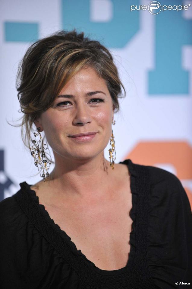 Maura Tierney va remplacer Joely Richardson dans le rôle principal de la série policière  The Whole Truth , mai 2010 !