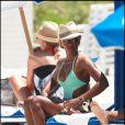 Kelly Rowland à Miami, le 30 mai 2010