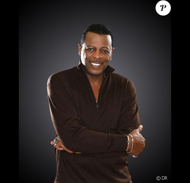 Ali 'Ollie' Woodson chanteur du groupe The Temptations