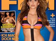 Admirez la chanteuse sexy Mandy Capristo qui se dévoile et se trémousse sensuellement !