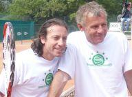 Tournoi des personnalités 2010 - PPDA et Arnaud Lemaire sont au top mais la jolie Caroline Barclay est éliminée !