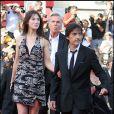Charlotte Gainsbourg et Yvan Attal à Cannes, le 24 mai 2010 !