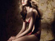 La magnifique Anne Vyalitsyna, ex-petite amie supposée de Leo DiCaprio, promeut la lingerie comme personne !