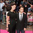 Katherine Heigl et Robert Luketic, à l'occasion de l'avant-première de  Kiss and Kill , à l'Odeon West End de Londres, le 9 juin 2010.