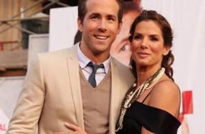 Après être tombés amoureux au cinéma... Sandra Bullock et Ryan Reynolds vont encore plus loin !