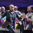 Concert inaugural de la Coupe du monde, le 10 juin 2010 à Soweto : Angélique Kidjo